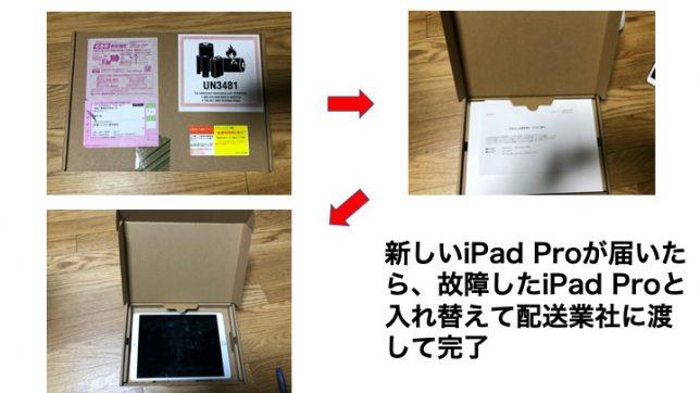 ヤマトがiPad Proをエクスプレス交換サービスで交換