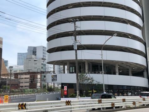 ジェクサー横浜の駐車場
