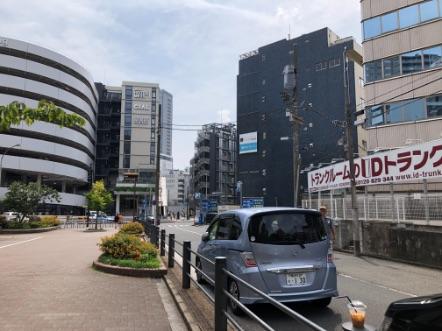 ジェクサー横浜の駐車場のIDパーク