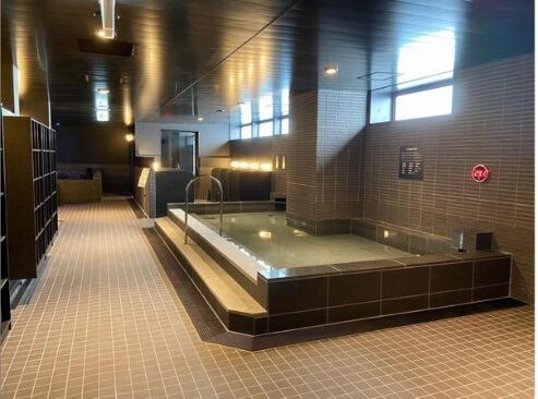 ジェクサー横浜のお風呂